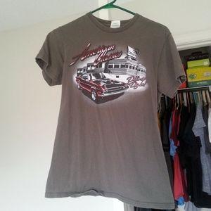 American Classic car t shirt.